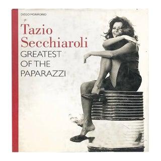 """Tazio Secchiaroli """"Greatest of the Paparazzi"""" Book by Diego Mormorio For Sale"""