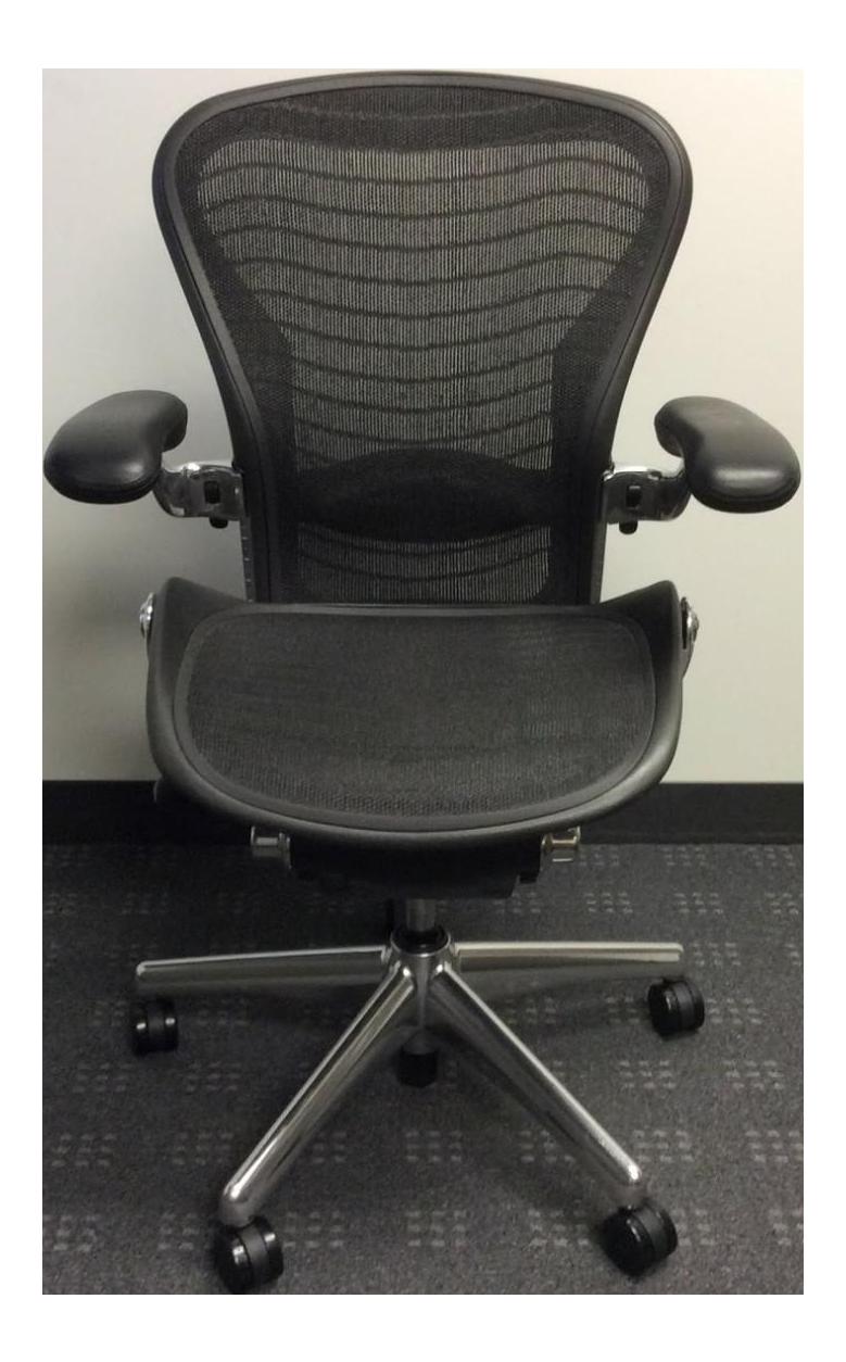 Superieur Herman Miller Aeron Office Chair