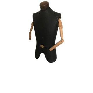Male Model Bust Mannequin Torso W Articulated Arms, Moch Figuren, Koln, Germany For Sale