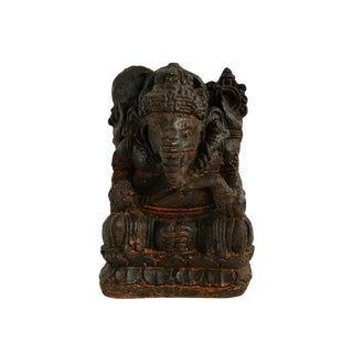 Stone Ganesha Statue For Sale