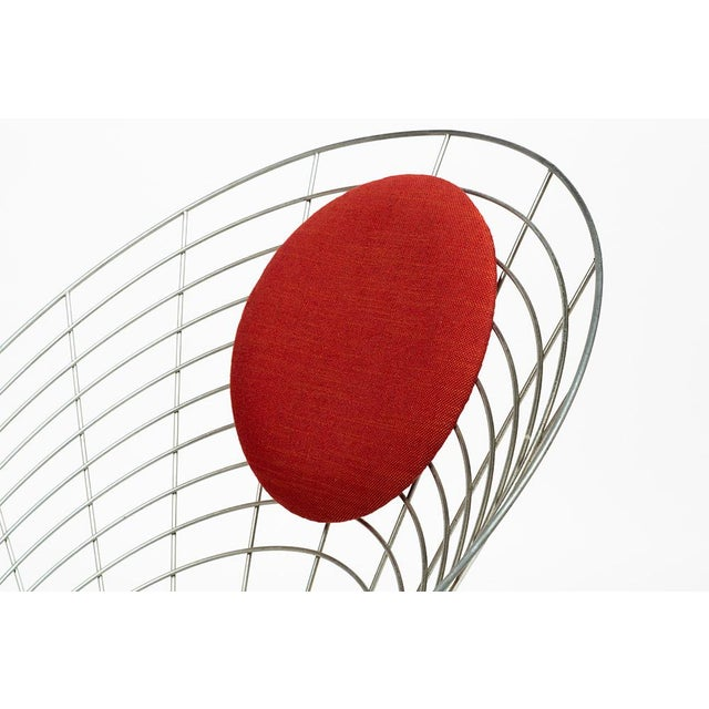 Vire Cone Chair by Verner Panton For Sale - Image 10 of 11
