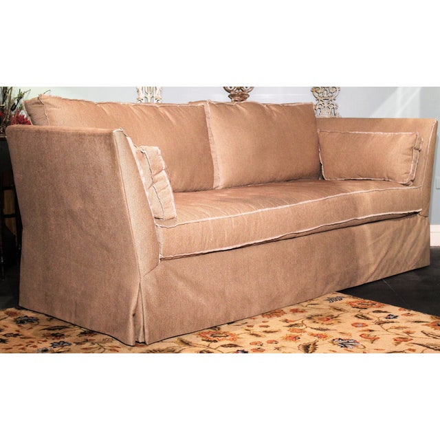 Lee Industries Sofa and Bolsters - Image 3 of 6