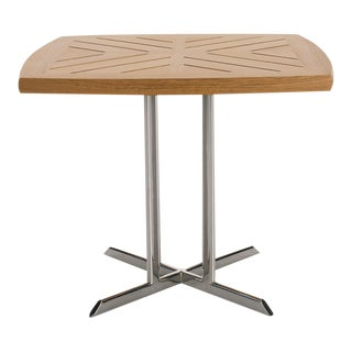 "Summit Furniture Charter 24"" Occasional Table For Sale"