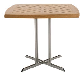 Image of Steel Outdoor Accent Tables