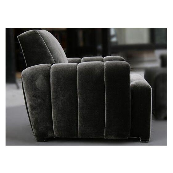 Designed by Todd Merrill. An elegant and well proportioned club chair, inspired by a vintage design from the 1950's. The...
