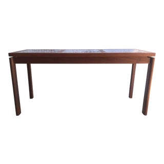 20th Century Danish Console Table For Sale