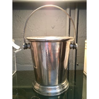 Vintage Silverplate Ice Bucket Preview