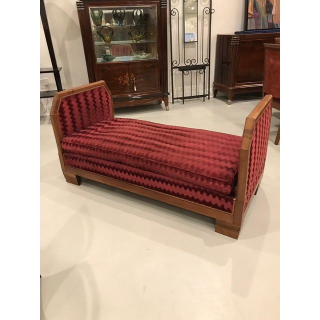 Art Deco French Art Deco Daybed For Sale - Image 3 of 13