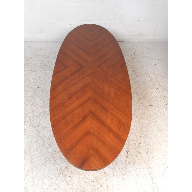 Mid 20th Century Surfboard Coffee Table For Sale - Image 5 of 13