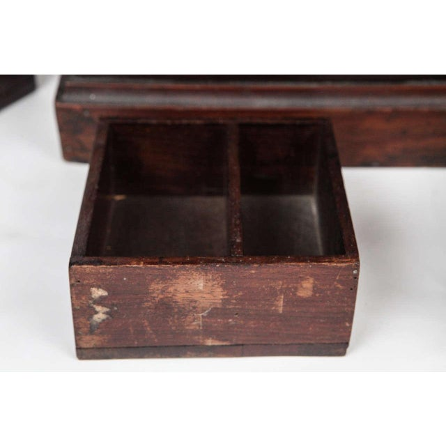 Small Carpenter's Chest C. 1900 For Sale In Los Angeles - Image 6 of 10