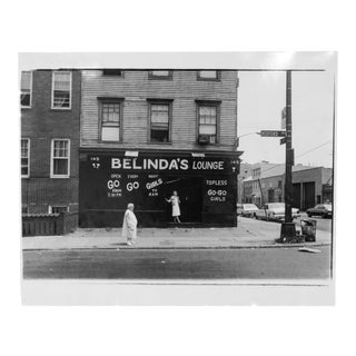 Belinda's Lounge Photograph by Anders Goldfarb For Sale