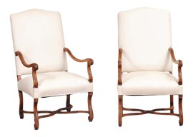 Image of French Accent Chairs