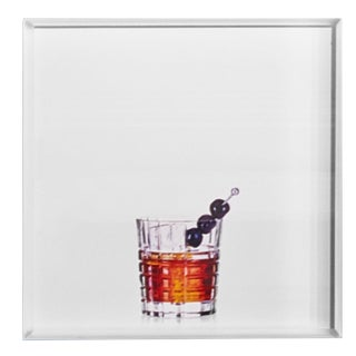 'Manhattan' Limited-Edition Cocktail Portrait Photograph For Sale