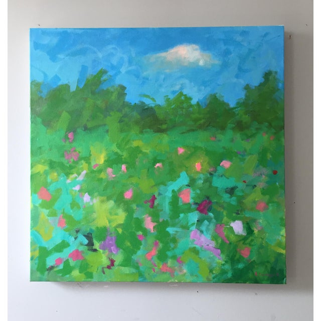 2020s Dreams of Giverny by Anne Carrozza Remick For Sale - Image 5 of 5