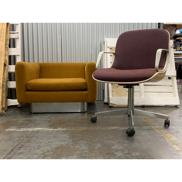 1970s Vintage Steelcase Office Chair For Sale In Los Angeles - Image 6 of 7