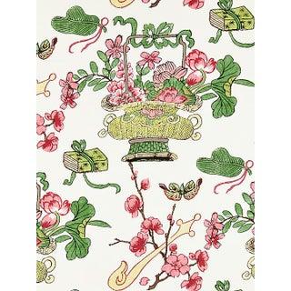 Scalamandre Shanghai Blossoms, Spring Fabric Preview
