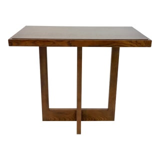 Hickory Chair Modern Colin Side Table For Sale