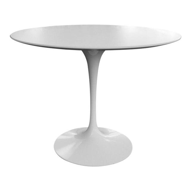 "Knoll Saarinen Tulip 42"" Dining Table - Image 1 of 4"