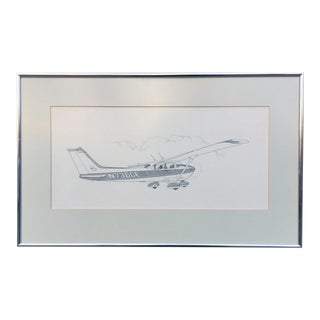 Airplane Drawing For Sale