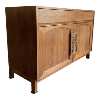 1960s John Keal for Brown and Saltman Sideboard For Sale