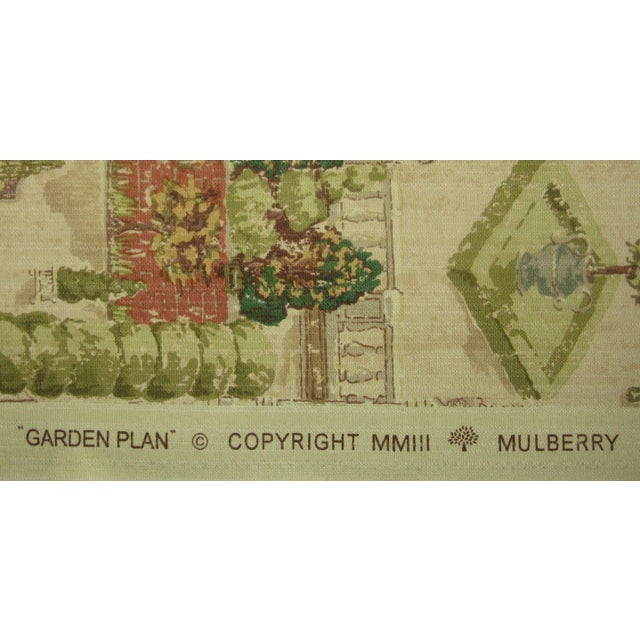 Garden Plan by Lee Jofa -12 Yards - Image 6 of 6