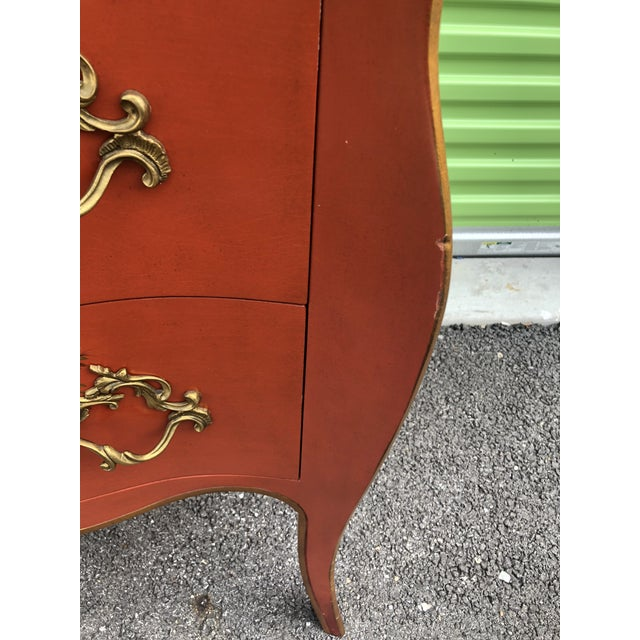 Chinoiserie Chest of Drawers by Baker Furniture For Sale In Chicago - Image 6 of 13