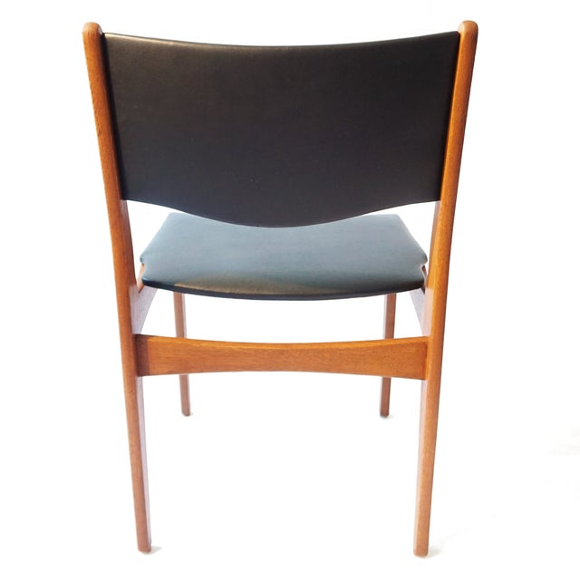 Uldum Møbelfabrik Danish Chairs - Set of 4 - Image 4 of 7