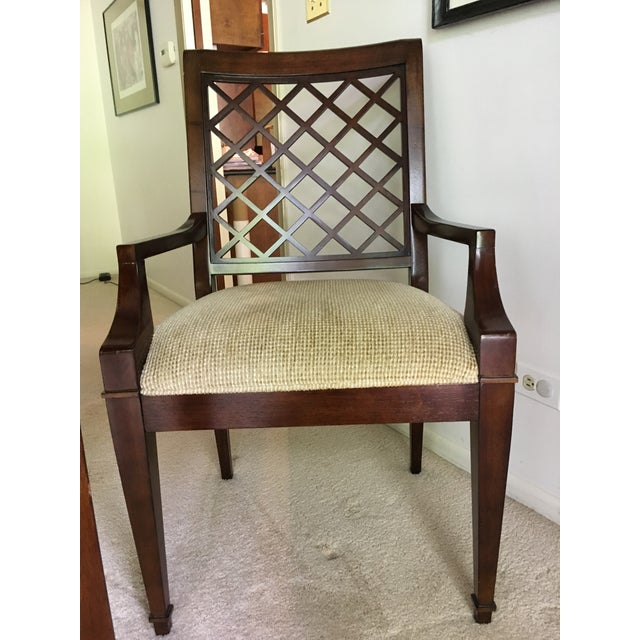 2000s Bernhardt Traditional Dining Set For Sale - Image 5 of 13