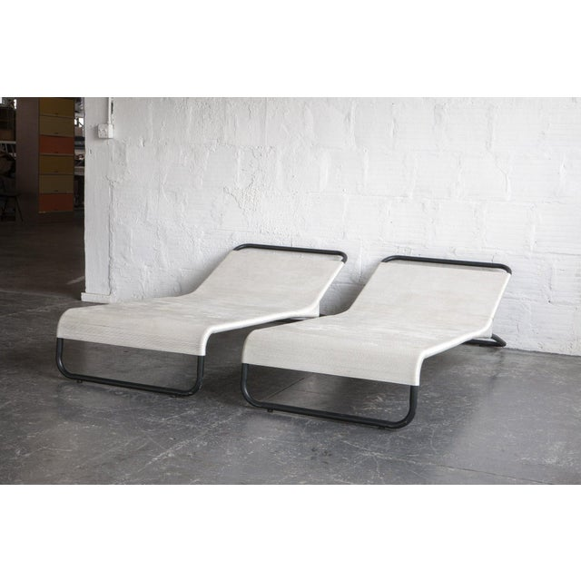 Van Keppel-Green Van Keppel Green Chaise Lounges - A Pair For Sale - Image 4 of 6