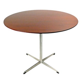 Arne Jacobsen for Fritz Hansen Game Table For Sale