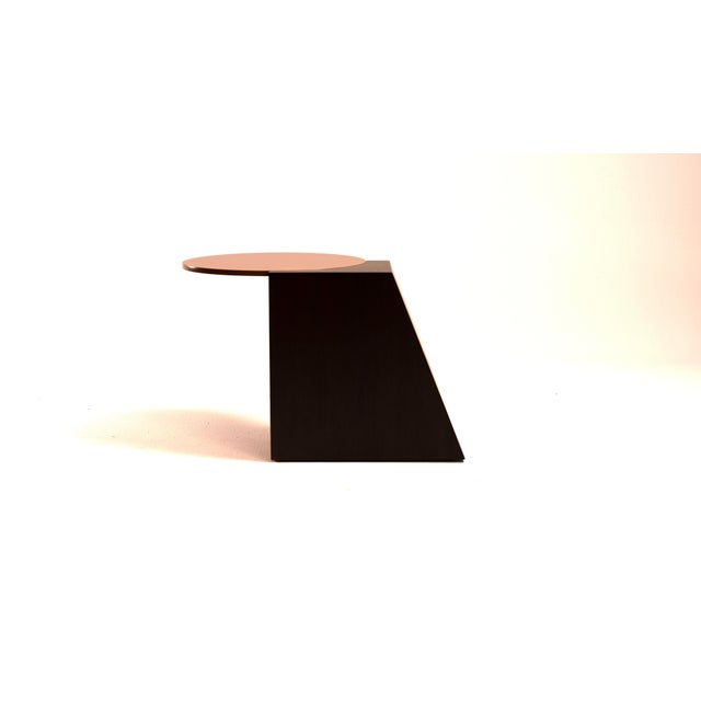 V Tables by Jason Mizrahi - a Pair For Sale In Los Angeles - Image 6 of 7