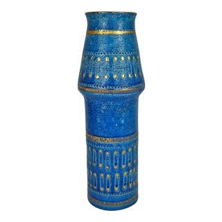 Aldo Londi Bitossi Safety Pins Vase For Sale