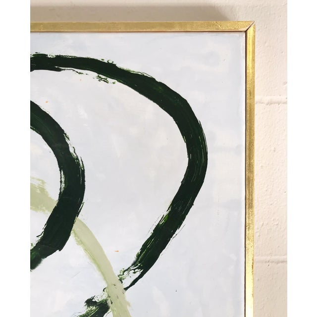 Made by John O'Hara in 2018. Encaustic on board. Handmade frame, gold leaf on oak. In series. Forsyth is proud to...