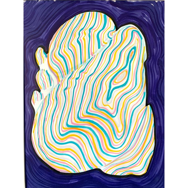Stone Contour Painting For Sale