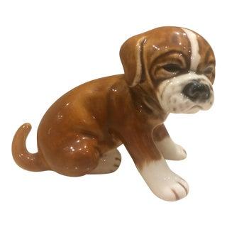 Vintage Goebel Dog Figurine For Sale