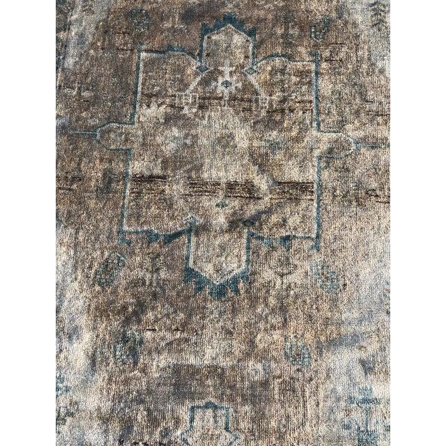 "Vintage Persian Lilihan Rug - 3' x 5'8"" - Image 2 of 10"