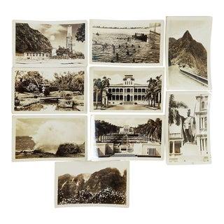 1930's Diamond Head Diving Hawaii Photos - Set of 9 For Sale
