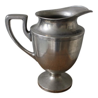 Farber Bros Metal Farmhouse Pitcher