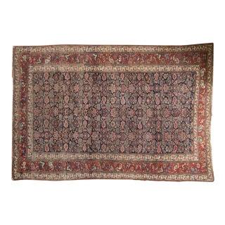 """Vintage Bijar Carpet - 6'7"""" X 9'5"""""""