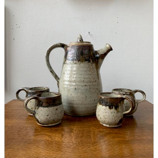 Studio Pottery Pitcher Preview