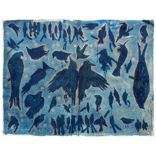 Modern Art Cyanotype Print by Maggie Wheelock For Sale