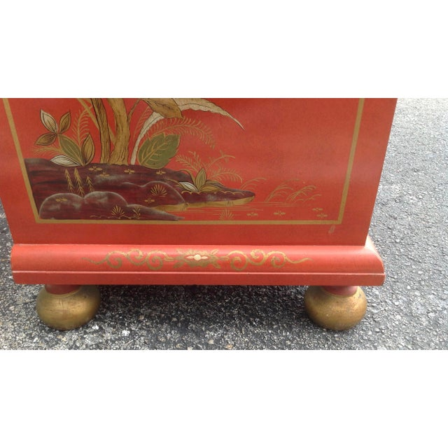 Chinoiserie Chest by Baker For Sale - Image 9 of 13