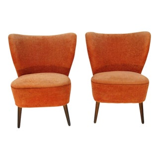 Swedish Cocktail Chairs - A Pair