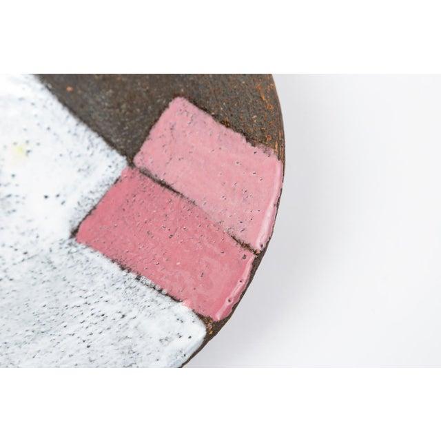 Bitossi Patchwork Glazed Stoneware Bowl For Sale - Image 9 of 11