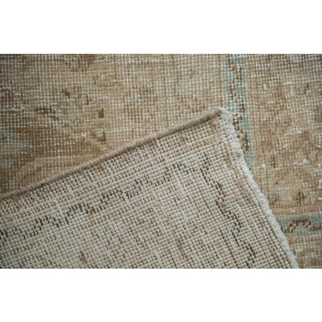 """Vintage Distressed Mahal Carpet - 10'3"""" x 13'8"""" For Sale In New York - Image 6 of 10"""