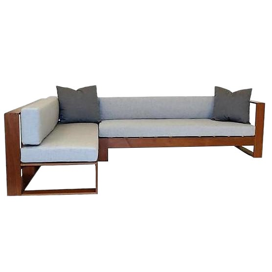 Brazza Outdoor Sectional Sofa For Sale