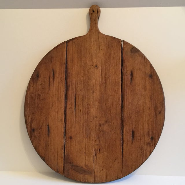 French Wooden Serving Board - Image 2 of 5