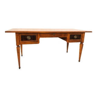 Original Milling Road Maple Italian Partner's Desk