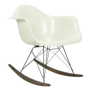 1950s Vintage Mid-Century Modern Eames for Herman Miller 'Rar' Chair For Sale