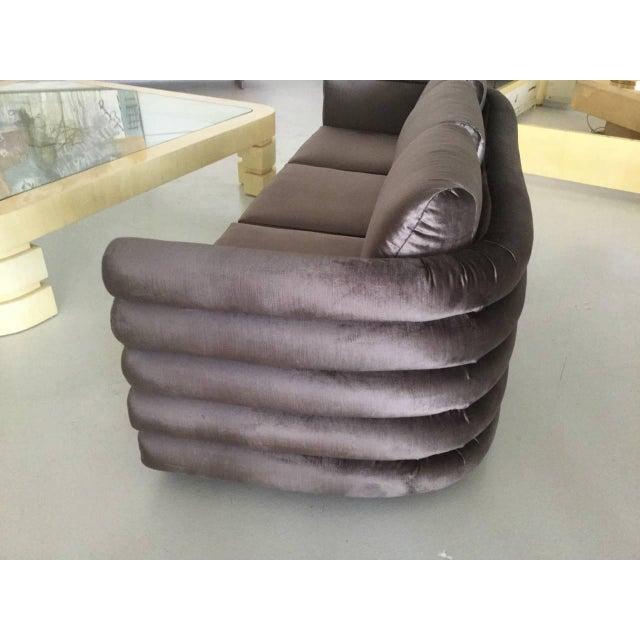 Milo Baughman Custom Sofa - Image 3 of 5